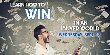 How REALTORs Can Win BIG with iBuyers & Guaranteed Offers tickets