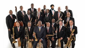 The Legendary Count Basie Orchestra With the Chapman University Big Band