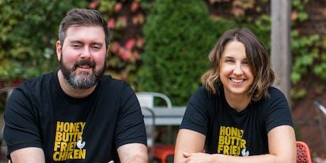 Madison College & Vollrath Chef Series: Christine Cikowski & Joshua Kulp tickets