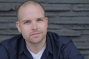 Comedian Daniel Van Kirk