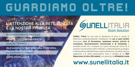 Road Show Sunell 2019 - Guardiamo oltre - Genova tickets