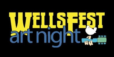 WellsFest Art Night