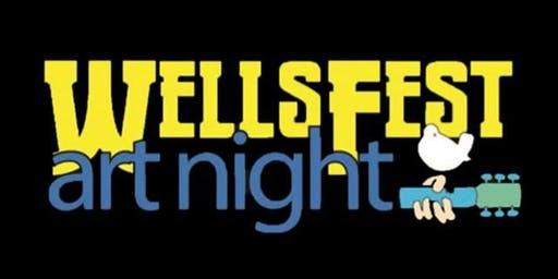 WellsFest Art Night