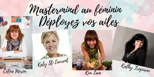 Mastermind au Féminin pour leaders inspirantes