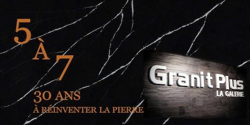 Granit Plus fête ses 30 ans !
