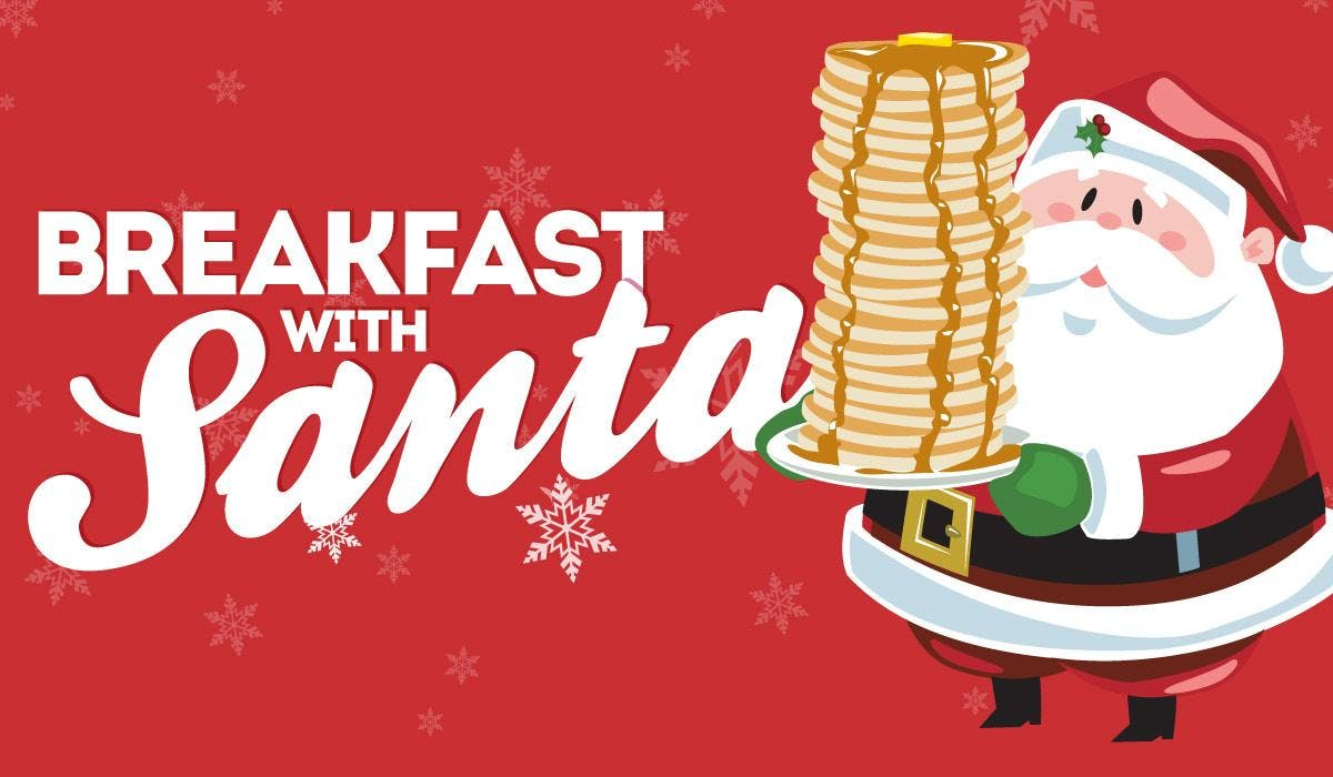 Maggiano's Cherry Hill Breakfast with Santa 2019