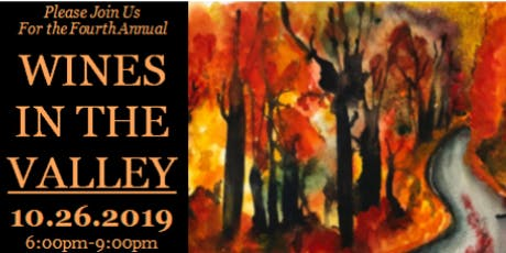 2019 Wines in the Valley tickets