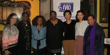 International Women in Jazz Open Mic tickets