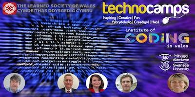 Cwricwlwm ar gyfer Dyfodol Llwyddiannus? - Technocamps Bangor - A Curriculum for a Successful Future?
