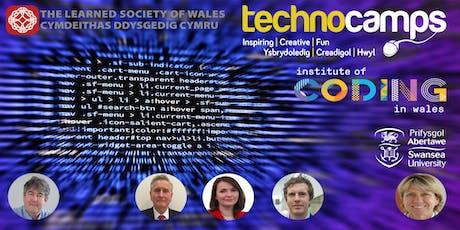 Cwricwlwm ar gyfer Dyfodol Llwyddiannus? - Technocamps Bangor - A Curriculum for a Successful Future?  tickets