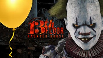 13th Floor Haunted House Phoenix