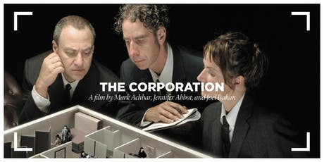 Projection - The Corporation billets