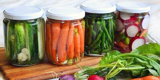 LOTL October Meeting: Pickling & fermenting your veg!