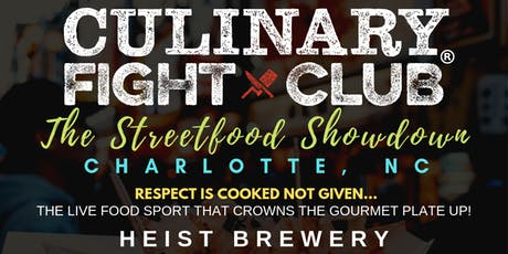 Culinary Fight Club - CHARLOTTE: Street Food Showdown tickets