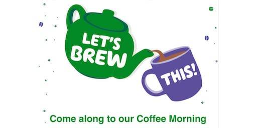 MACMILLAN COFFEE MORNING - OLD BANK BUSINESS CENTRE