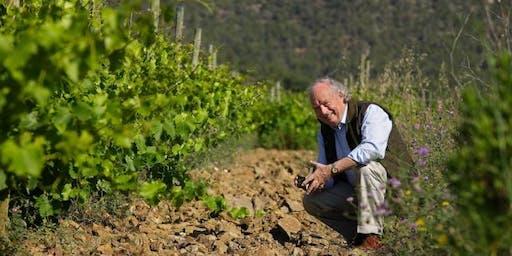 Christopher Cannan Wine Seminar