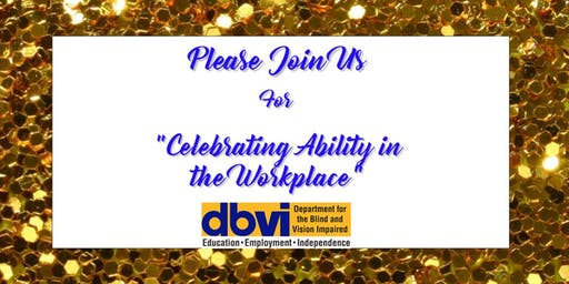 Celebrating Ability in the Workplace