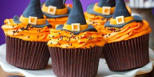 Halloween Cupcake Decorating Class