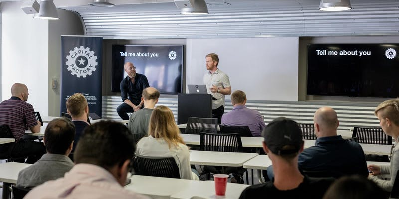 Intro to the Austin Startup Scene & Ask Me Anything with Nick Spiller & Har...