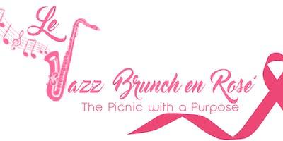 Le Jazz Brunch en Rose'