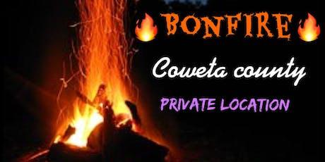 Bon Fire Coweta Co. tickets
