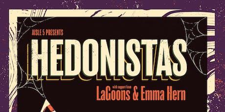 Hedonistas tickets