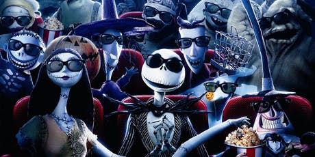 CULTURE CINEMA PRESENTS: NIGHTMARE BEFORE CHRISTMAS (1993) tickets