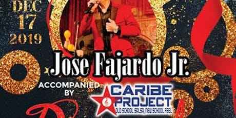 Parranda Salsa Tuesday – Ft Jose Fajardo Jr/Caribe Project tickets