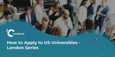 How to Apply to US Universities - London Series tickets