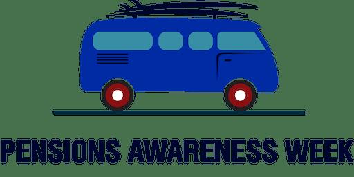 Pensions Awareness Week - Dublin Launch