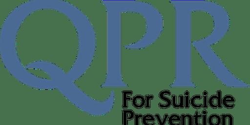 QPR SUICIDE PREVENTION TRAINING GLENN GAA