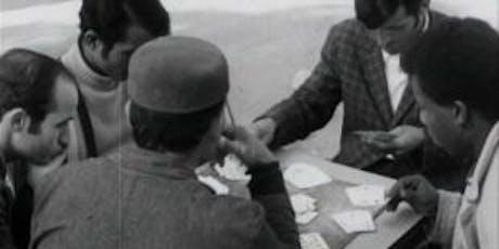 Cinémas de l'émigration. Les archives du GREC. billets