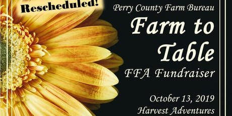 Perry County Farm Bureau Farm to Table Dinner tickets