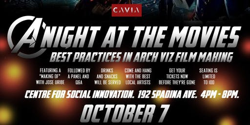 A Night At The Movies: Best Practices In Arch Viz Film Making