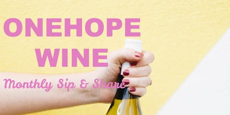 ONEHOPE Wine DreamCRU/Colorado meeting September tickets