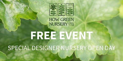 FREE EVENT for Garden Designers & Landscapers