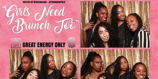 GIRLS NEED BRUNCH TOO - LITTY IN THE CITY!- OCT 6 - LOST SOCIETY