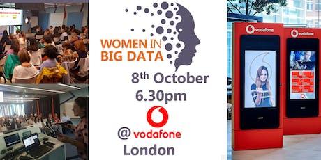 Women in Big Data - Data Trends tickets