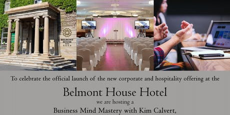 Business Mind Mastery with Kim Calvert tickets