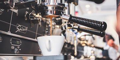 George Howell Coffee Pop Up