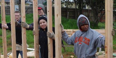 Northeast Texas Habitat Build Day - 619 Texas Street Volunteer Schedule tickets