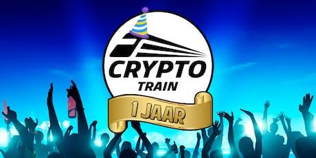 1 jaar Cryptotrain tickets