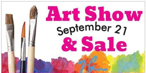The Artist's Studio Art Show & Sale