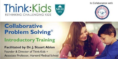 October 2019 - Think:Kids Intro. Training: A Revolutionary Approach to Helping Kids