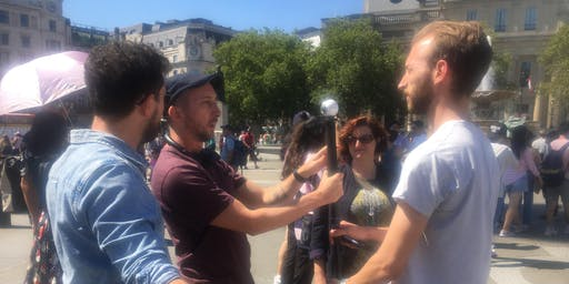 Hands On 360 / Virtual Reality Filmmaking Workshop