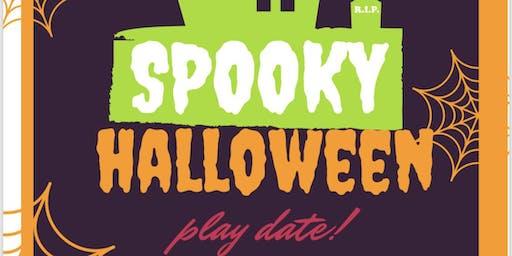 Motherkin Halloween play date!