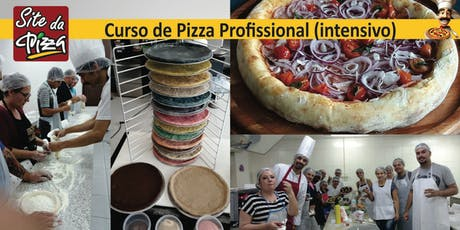 Curso de Pizza Profissional ingressos