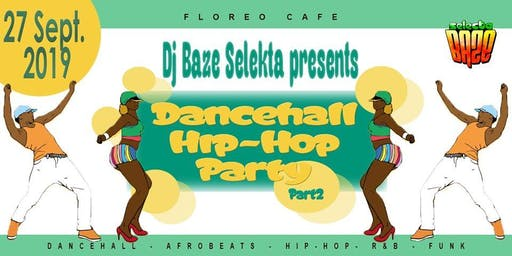 Dancehall Hip-Hop Funk Party