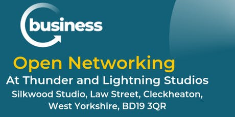 Open Networking at Thunder and Lightning tickets