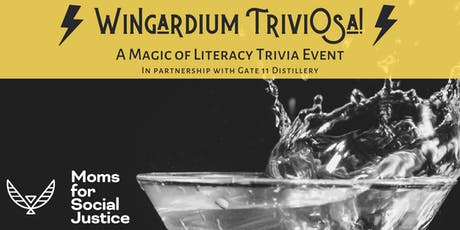 Wingardium TriviOsa: A Magic of Literacy Event tickets